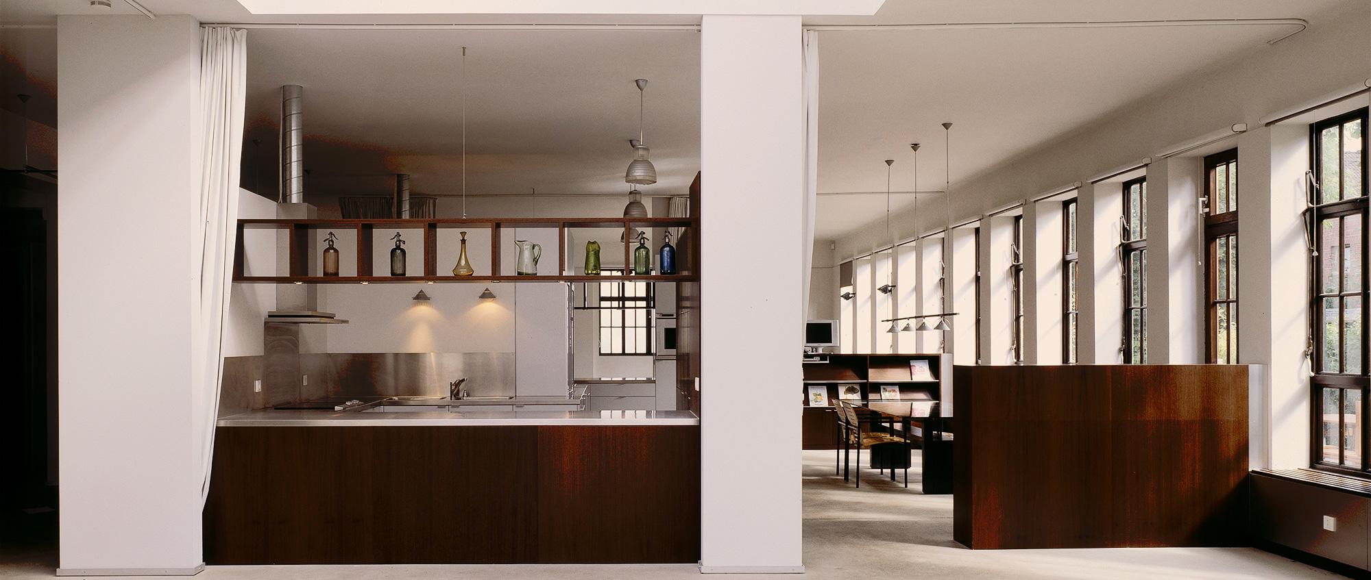 Studio,-Küche