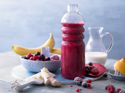 Red Hot Power Smoothie